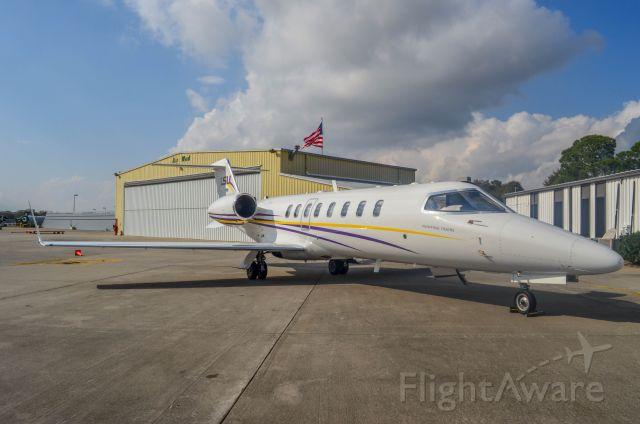 Learjet 45 (N599TA) - Acadia Air Med