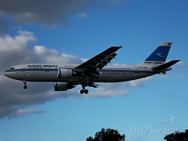 Airbus A300F4-600 (9K-AMB)