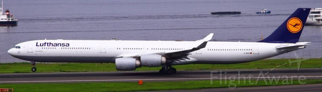 Airbus A340-600 (D-AIHX)