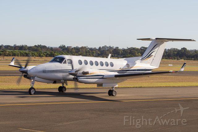 Beechcraft Super King Air 350 (N389DD)