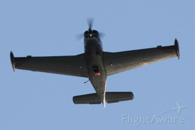 Beechcraft Bonanza (36) (N62KH) - Over Mercer Island, WA