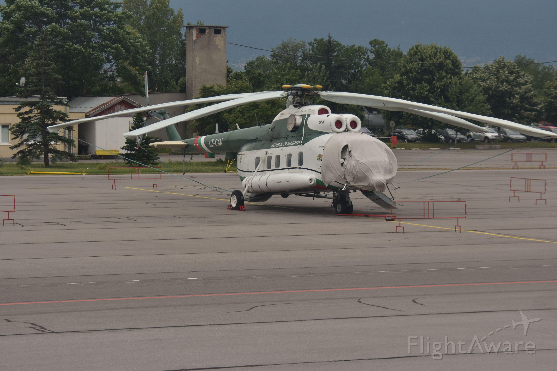 MIL Mi-19 (LZ-CAN)
