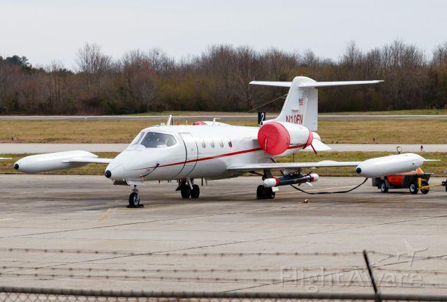 Learjet 35 (N10FN)