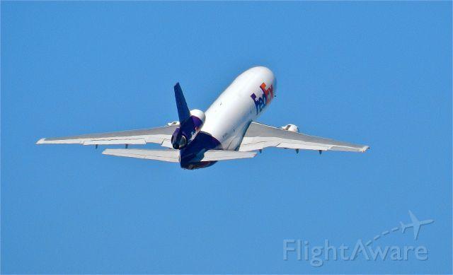 McDonnell Douglas DC-10 (N560FE)