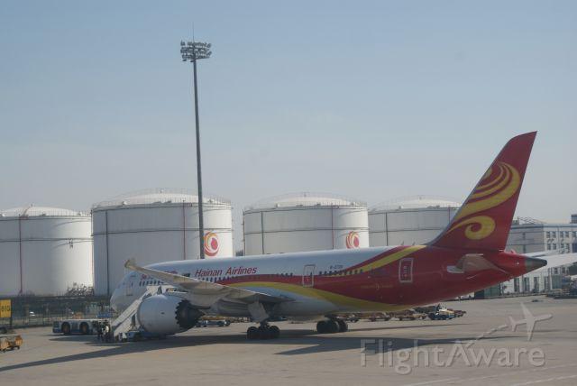 B-2730 — - Hainan Airlines B878-8 Dreamliner cn34943