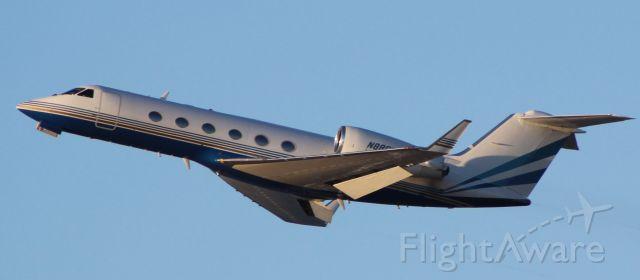 Gulfstream Aerospace Gulfstream IV (N886LS) - 8-10-16