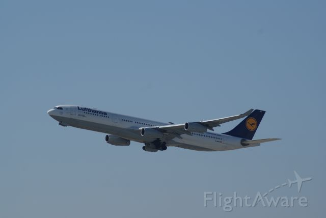 D-AIGZ — - Lufthansa, A340-313X cn347