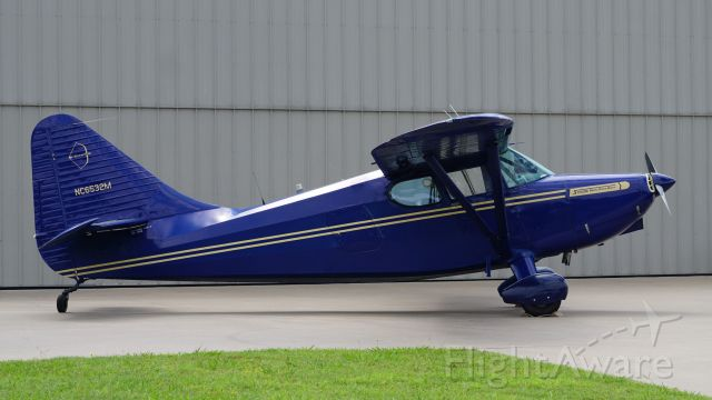 Piper 108 Voyager (N6532M) - Stinson Voyager in North Texas