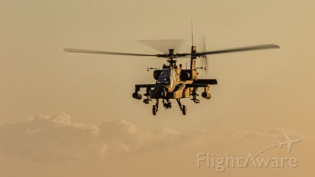 — — - AH64D Apache Longbow