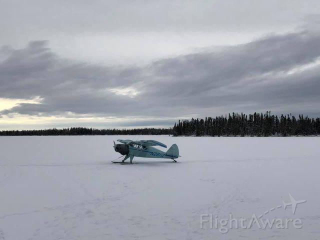Piper Saratoga/Lance (N2811Z) - Bottenintnin Lake