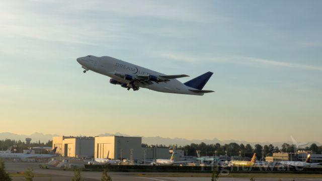 Boeing 747-400 (N2498A)