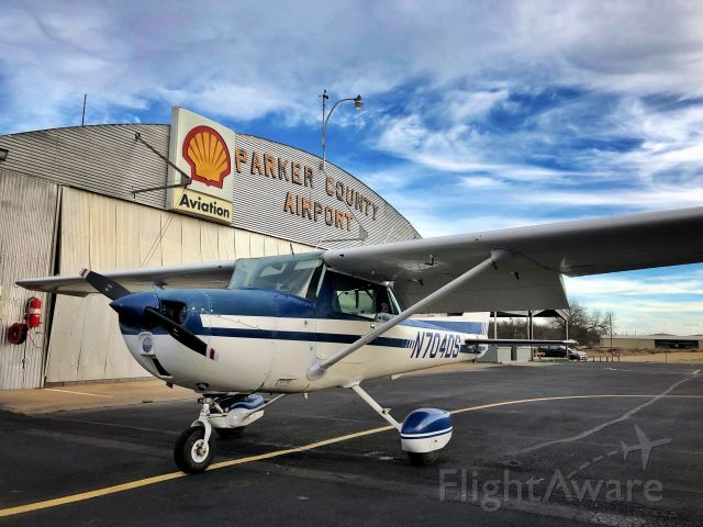 Cessna Commuter (N704DS)