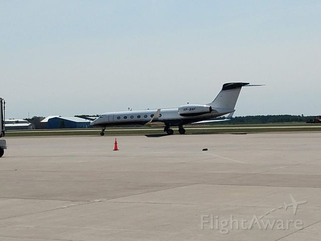 Gulfstream Aerospace Gulfstream V (VP-BNF)