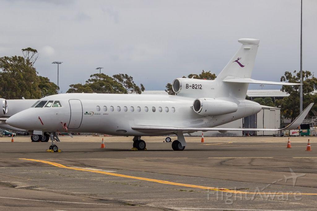 Dassault Falcon 900 (B-8212)