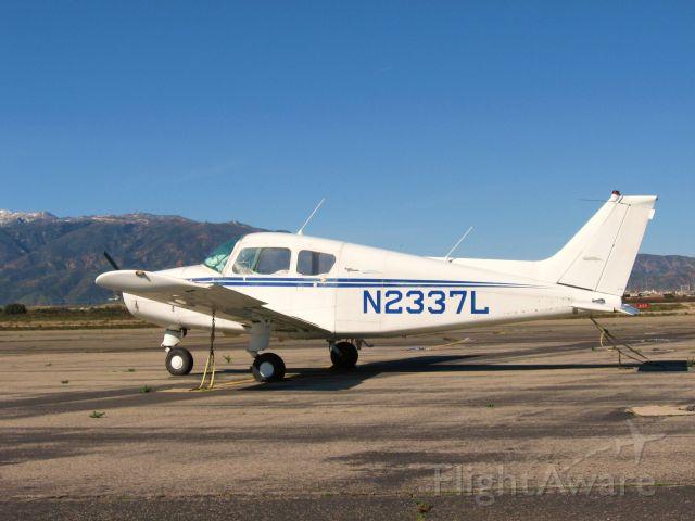 Beechcraft Sundowner (N2337L) - At Rialto Muni
