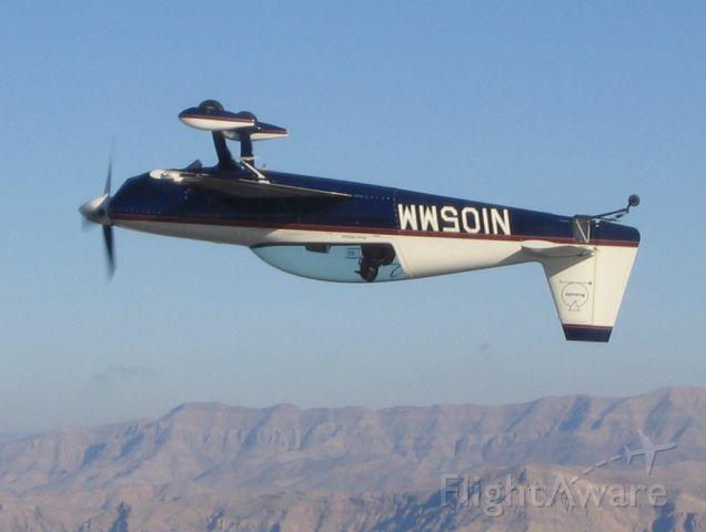 EXTRA EA-300 (N105MM) - Stunt plane Extra 300i.