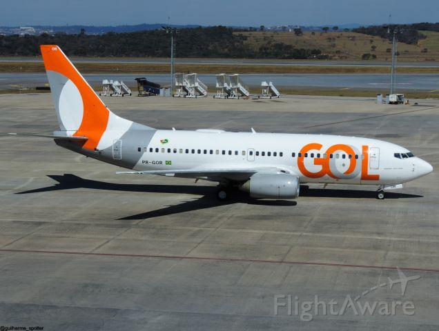 Boeing 737-700 (PR-GOR)