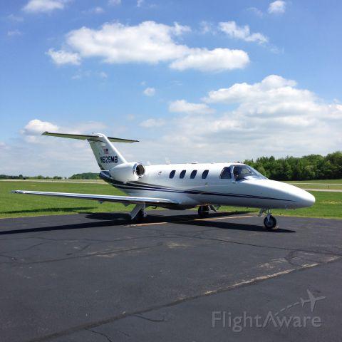 Cessna Citation CJ1 (N525MB)