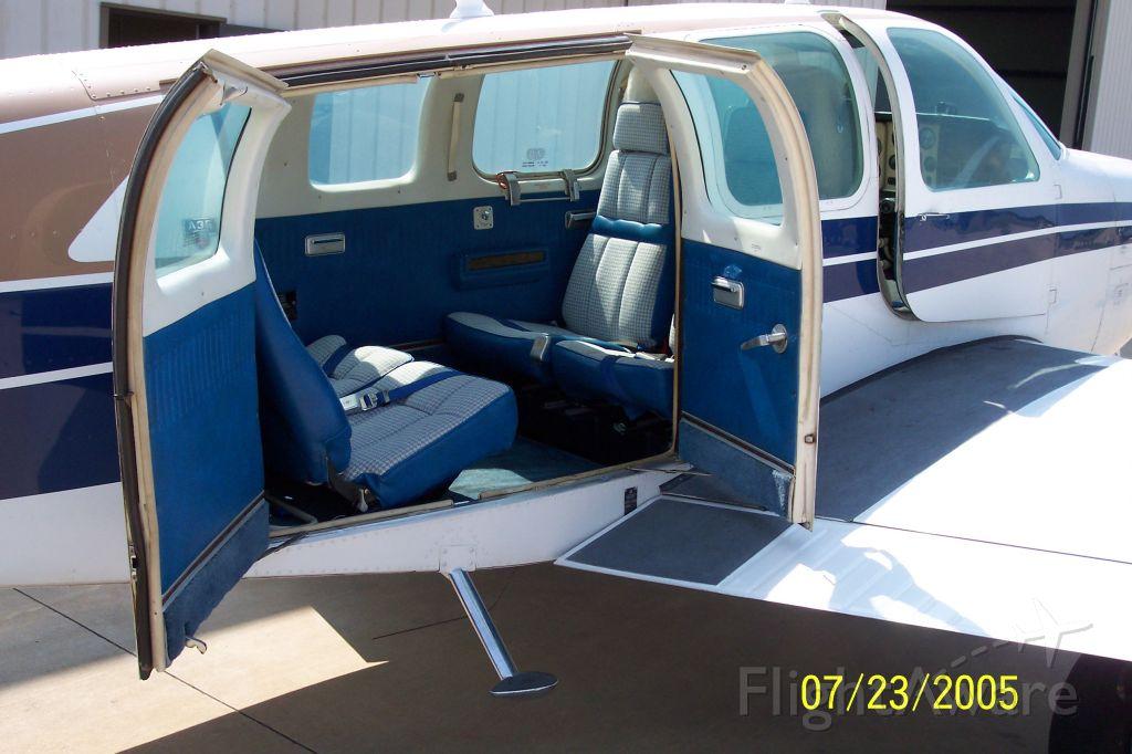 Beechcraft Bonanza (36) (N117HB) - IO-550 175kts True