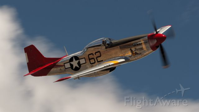 North American P-51 Mustang (NL151BP)