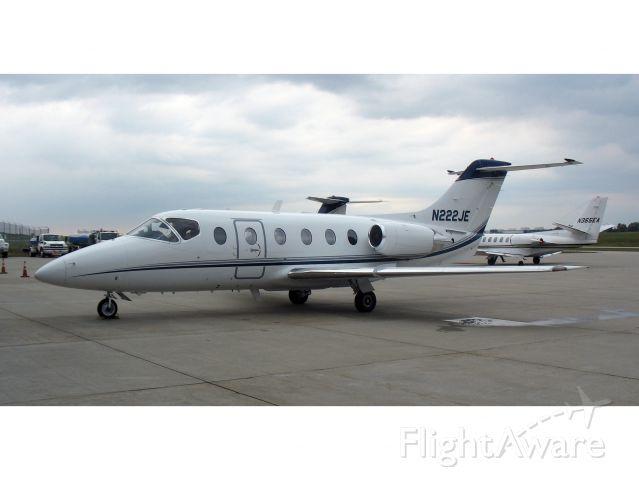 Beechcraft Beechjet (N222JE)