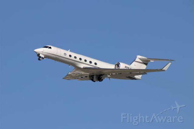 Gulfstream Aerospace Gulfstream V (N94LF)