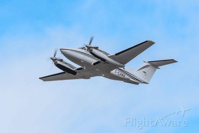Beechcraft Super King Air 200 (C-FGWR)