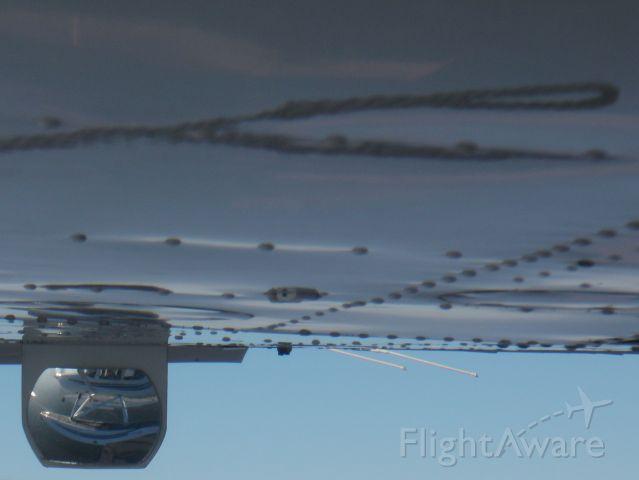 — — - C-182 Amphibian Self Portrait