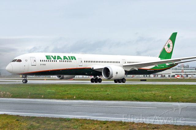 BOEING 787-10 Dreamliner (B-17806)