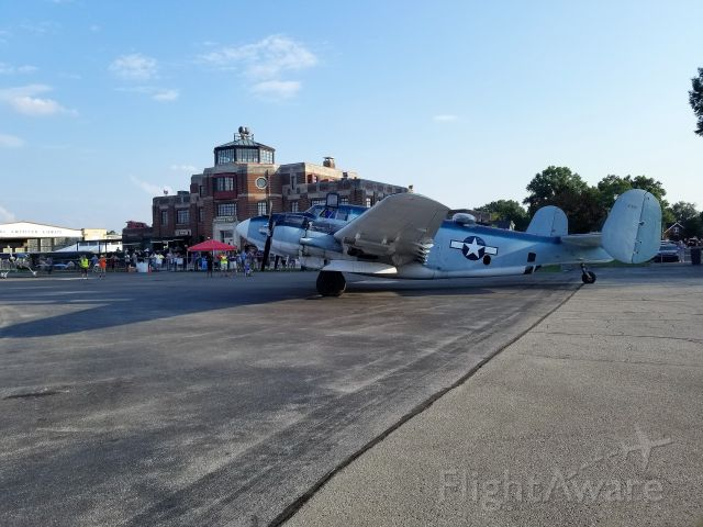 — — - Bowman Field Aviation and Military Heritage Festival 2018