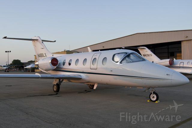 Beechcraft Beechjet (N499LX)