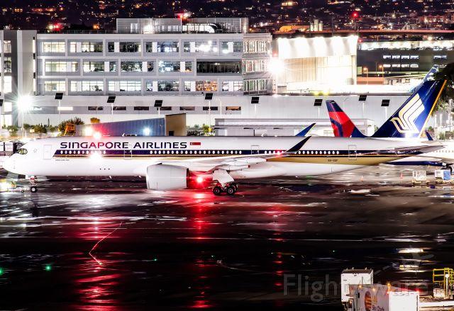 Airbus A350-900 (9V-SGF)