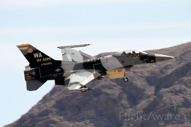 Lockheed F-16 Fighting Falcon (86-0280)