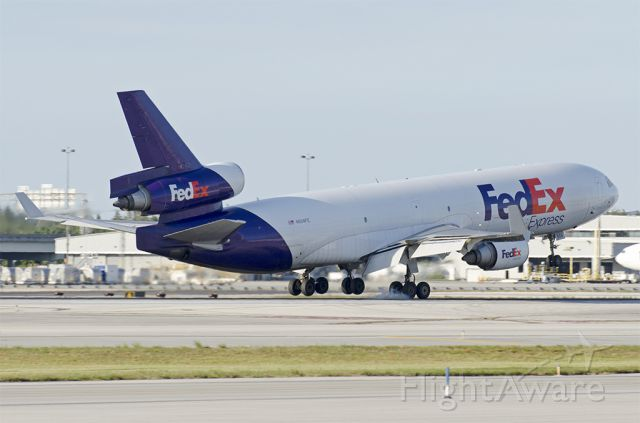 Boeing MD-11 (N604FE)
