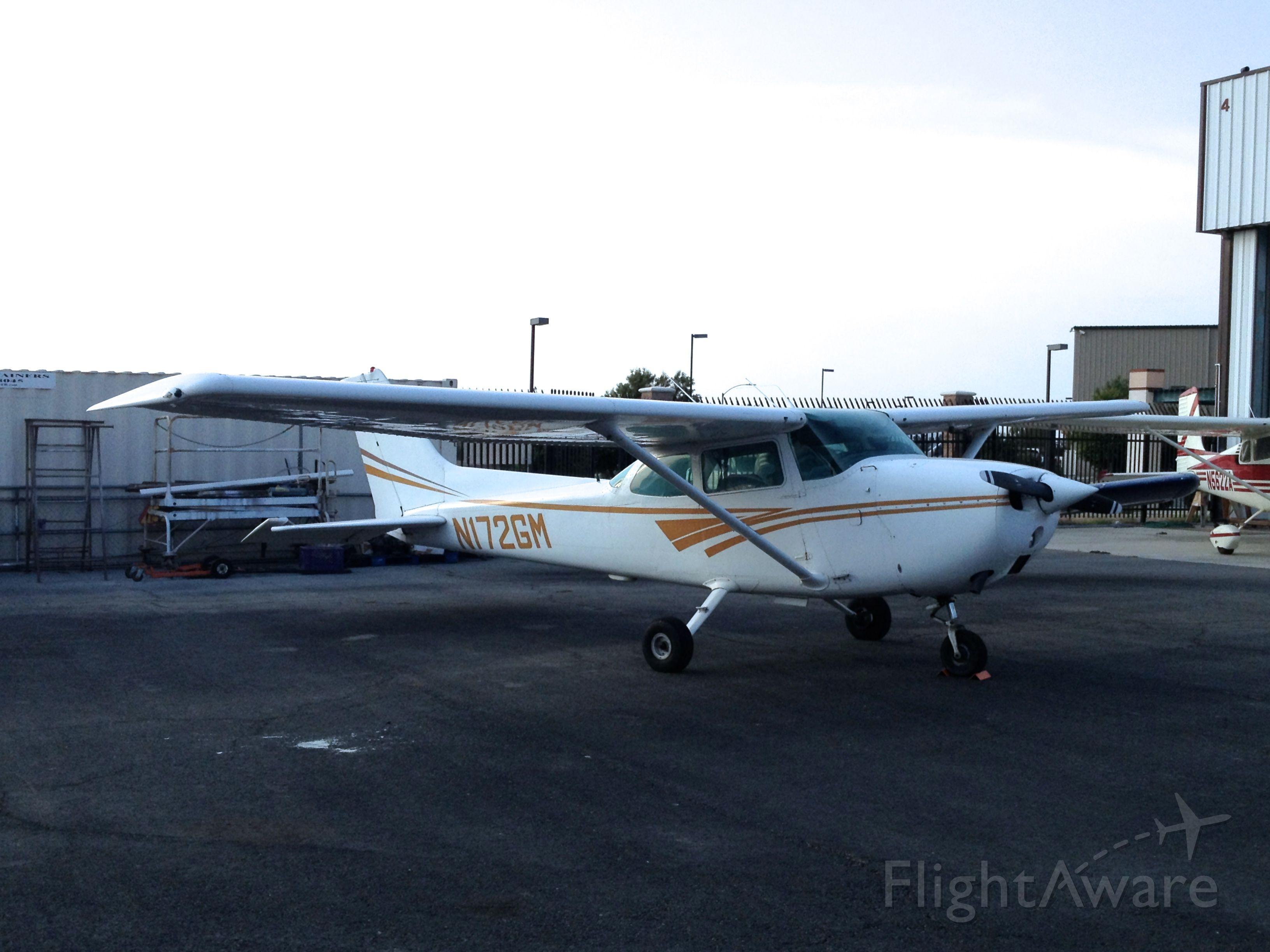 Cessna Skyhawk (N172GM)