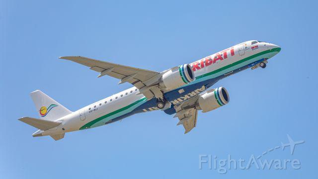Embraer E190-E2 (VH-IKJ) - E190-E2