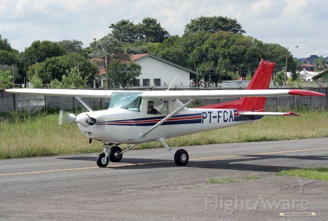 Cessna 152 (PT-FCA)