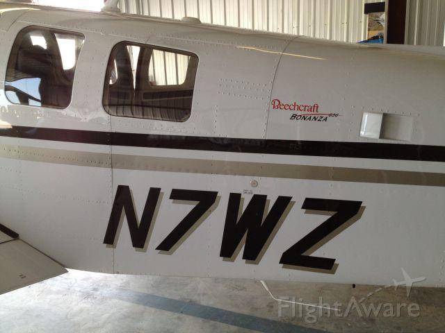 Beechcraft Bonanza (36) (N7WZ)