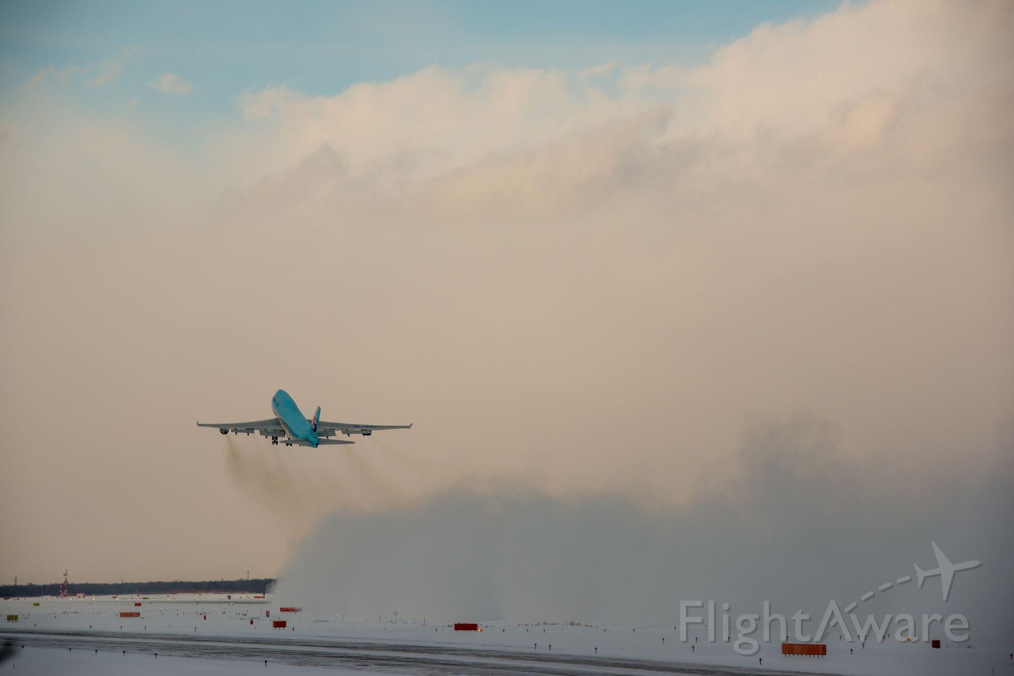 Airbus A330-300 (HL7489)