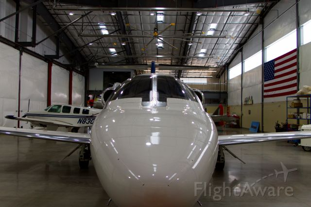 Cessna Citation M2 (N219HF)