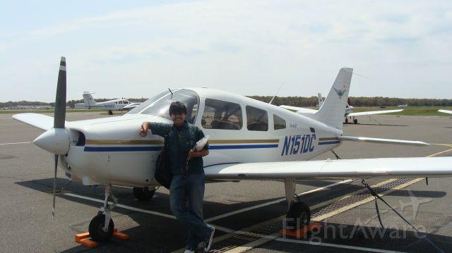 Piper Cherokee (N151DC)
