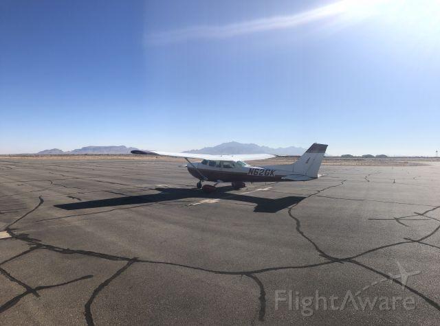 Cessna Skyhawk (N62GK) - Deming, NM