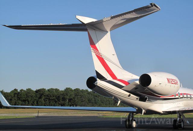 Gulfstream Aerospace Gulfstream V (N125GH) - Beautiful aircraft!