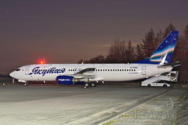 Boeing 737-800 (EI-FMM)