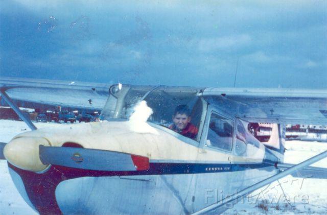 Cessna Skyhawk — - My Grandfather