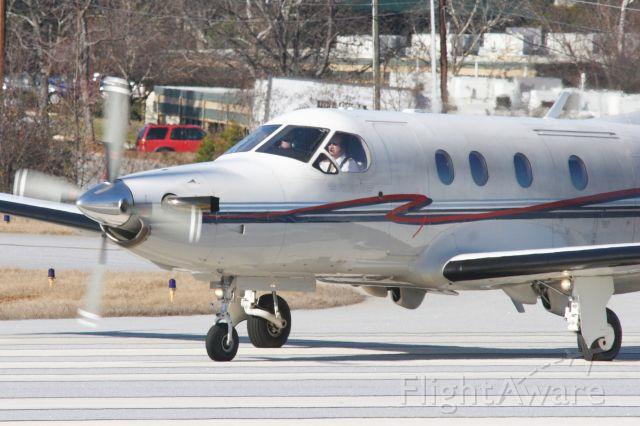 Pilatus PC-12 (N199WF)