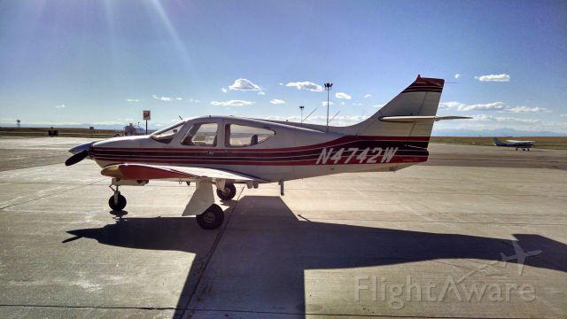 Aero Commander 500 (N4742W) - AC11