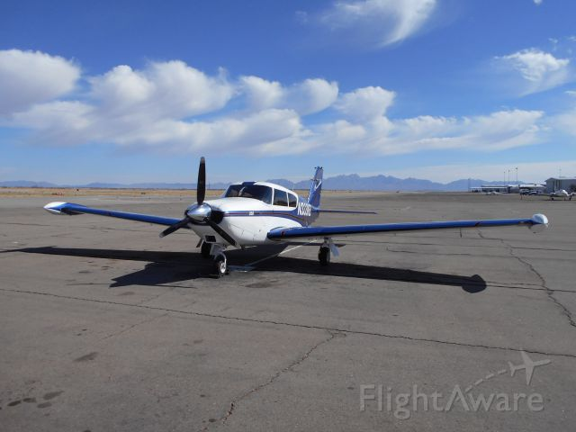 Piper PA-30 Twin Comanche (N333KB) - Las Cruces, NM