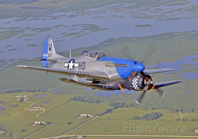 North American P-51 Mustang (N51VL) - One of the greatest airplanes I've ever had the honor to photograph. She was previously owned by Vlado Lenoch.