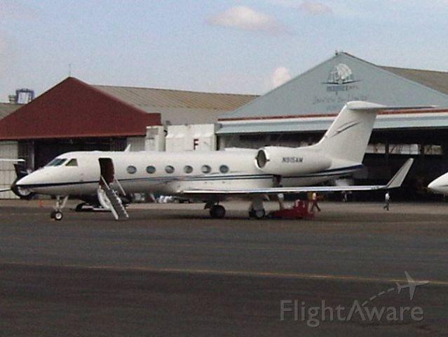 Gulfstream Aerospace Gulfstream IV (N915AM) - Motta Internacional